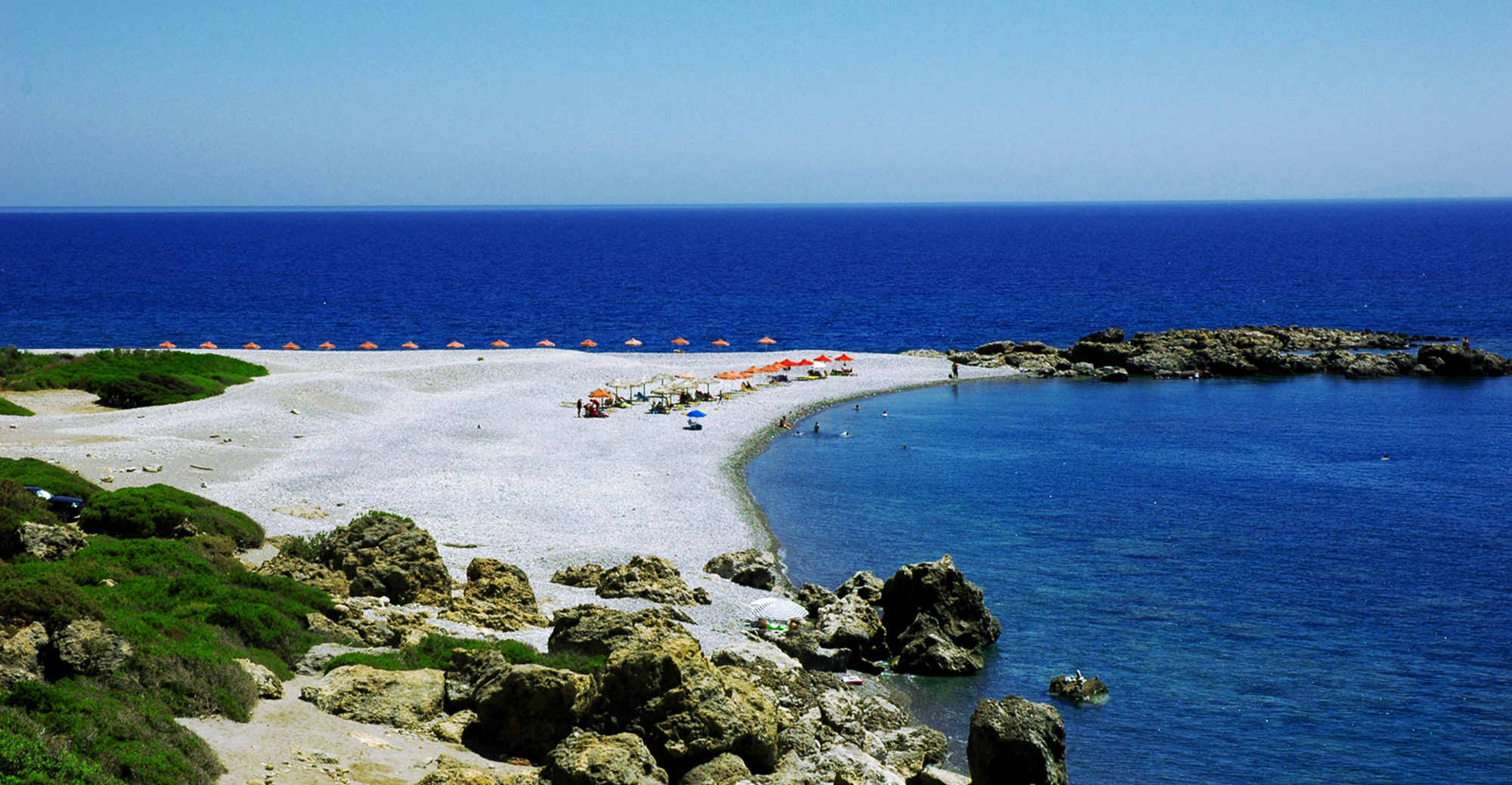 Gialiskari Beach in Crete