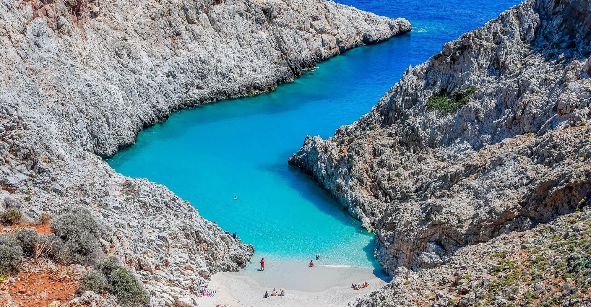 The Best Beach in Crete