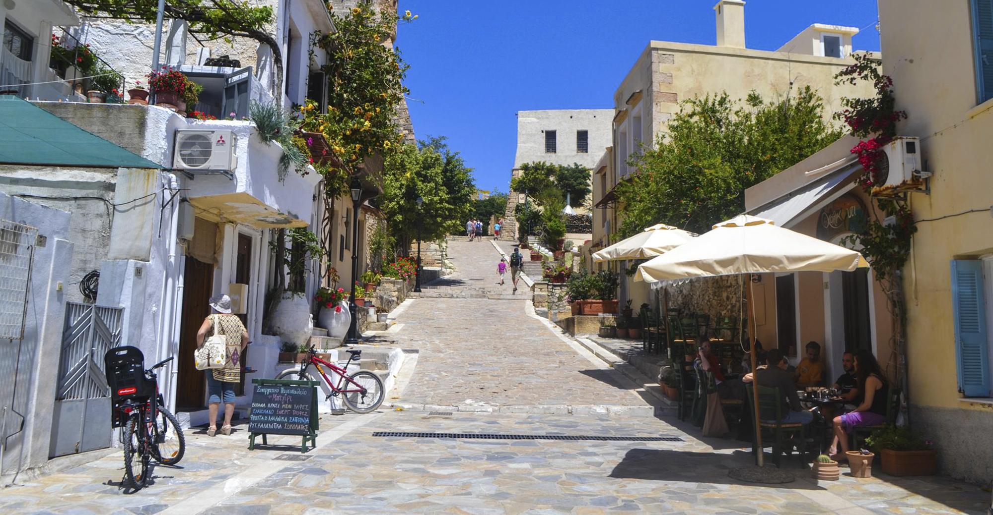 Путешествуя по Криту