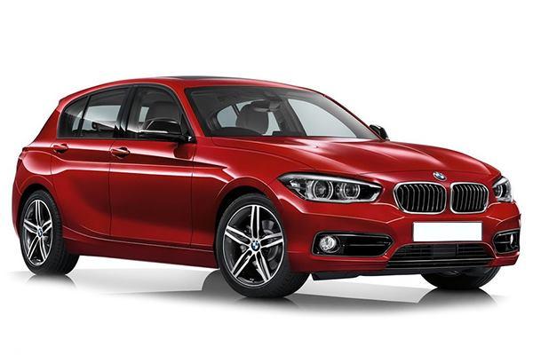BMW 116 Manual