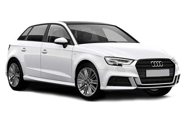 Audi A3 (automatic)