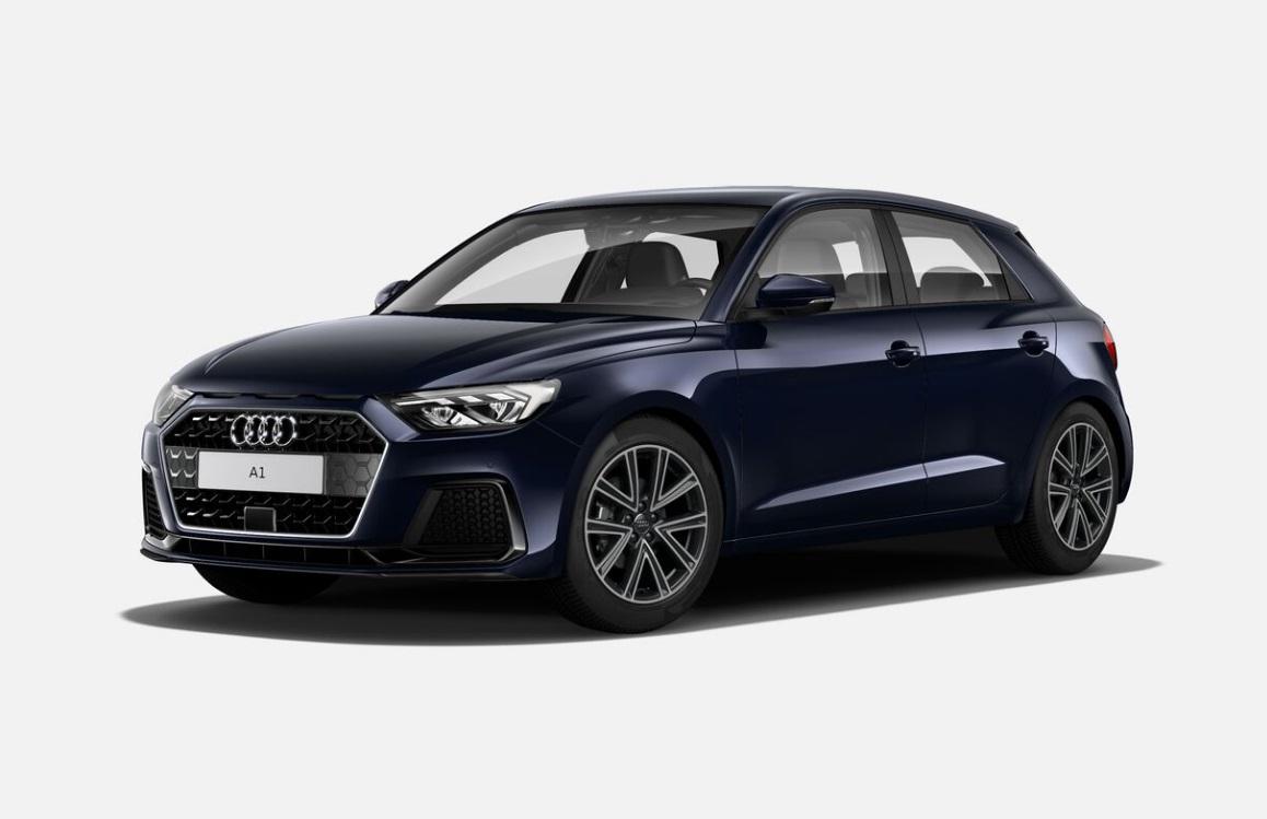 Audi A1 (automatic)