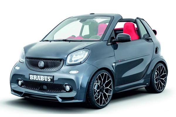 Smart For Two Cabrio (auto)